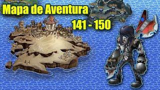 getlinkyoutube.com-Monster Legends - Mapa de Aventura - Nivel 141 al 150.