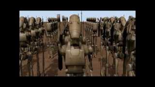 getlinkyoutube.com-Star Wars - aber ein bisschen anders (Blender 3D-Animation)
