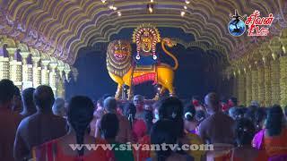 நல்லூர் ஸ்ரீ கந்தசுவாமி கோவில் 21ம் திருவிழா காலை கஐவல்லி மகாவல்லி உற்சவம் 14.08.2020