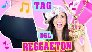 EL TAG DEL REGGAETON - SANDRA CIRES ART