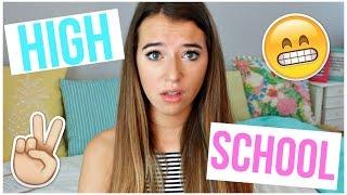 10 Things I Wish I Knew Before High School!