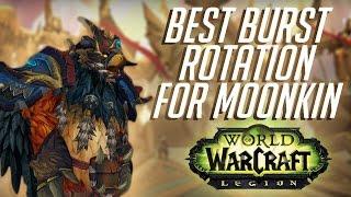getlinkyoutube.com-The best burst Rotation for Balance Druid in WoW Legion