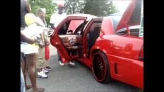 getlinkyoutube.com-Crown Vic with Body Kit and Forgiatos
