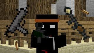 getlinkyoutube.com-Minecraft | The Assassination Mission | (Worst Agent Ever...)