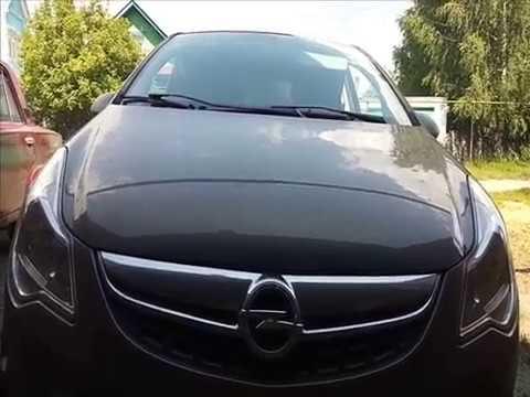 Замена салонного фильтра у Opel Corsa D со снятием бардачка