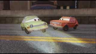Cars 2 Video Game Cutscenes