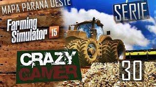 getlinkyoutube.com-Farming Simulator 2015 Multiplayer - Plantio de Milho para a Safrinha