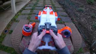 Honest Review: Nerf Elite-XD Rhino-Fire...Is it Awesome or a Flop?