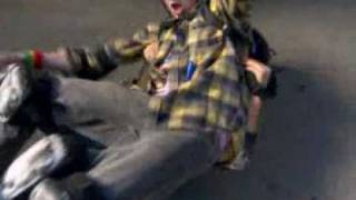 getlinkyoutube.com-Zeke & Luther : Episódio 2 - O Joquei Donut - 1/2