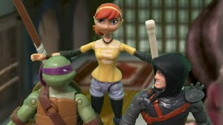 getlinkyoutube.com-TMNT 2015 Stop Motion Valentine's Day Special