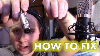 getlinkyoutube.com-FIXING/ TROUBLESHOOTING PROBLEMS - Neewer® NW-700 Professional Condenser Microphone Kit