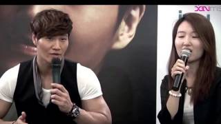 getlinkyoutube.com-Running Man - Kim Jong Kook And ji Hyo Kiss 2015
