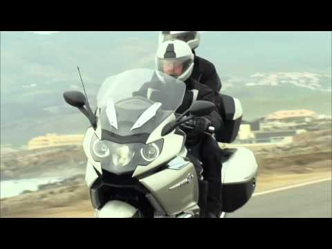  2011 BMW K 1600 GTL - driving