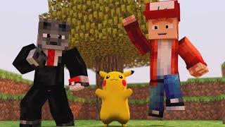 getlinkyoutube.com-Minecraft: LIGA 8 #01 - VOU SER O ASH! (Pixelmon Mod)