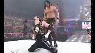 getlinkyoutube.com-Bradshaw vs The Huricane(C) WWF European Championship match.