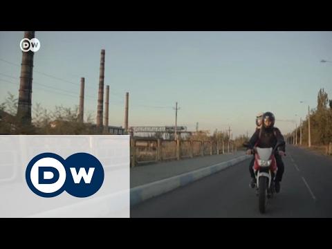Война в Донбассе глазами украинских школьников