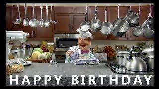 getlinkyoutube.com-Happy Birthday from the Swedish Chef