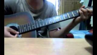 getlinkyoutube.com-Guitar tutorial-tomar jonno nilche tara(ornob)....by mh zunaeid