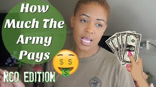 How Much The Army Pays | Being Andy Jane
