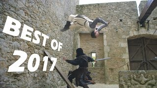 BEST OF RONNIE STREET STUNTS 2017
