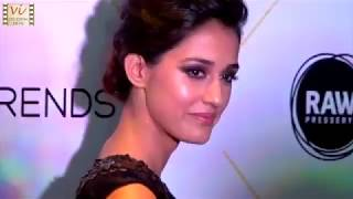 Disha Patani Looked Hot & Sexy In A Thigh High Slit Backless Gown At Red Carpet  | Six Sigma Films width=