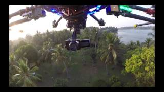 getlinkyoutube.com-Tarot 680 Pro Hexacopter Test flight