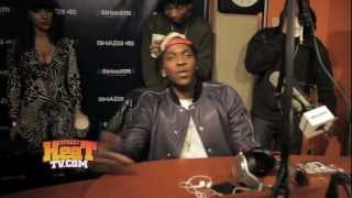 Pusha T - Blocka (In-Studio Performance)