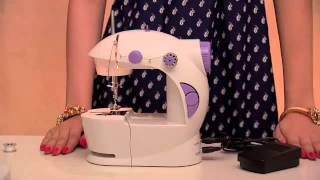getlinkyoutube.com-Telebrand Mini Sewing Machine in Pakistan 0300.4270983