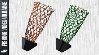 getlinkyoutube.com-Фидерные кормушки своими руками. (Плетение) HD