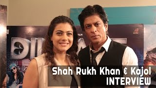 getlinkyoutube.com-SRK  and Kajol Dilwale Interview