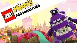 getlinkyoutube.com-(TFAF) LEGO Mixels Series 6 Personalities