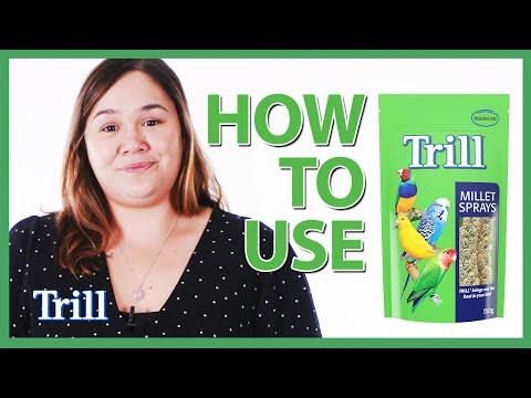 Trill Millet Sprays 150g