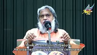 FEAST OF TABERNACLES  BY PROPHET SADHU SUNDAR SELVARAJ