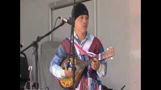 getlinkyoutube.com-Karen (from Burma) Traditional Song at Utica Music and Arts Festival (Utica, NY)