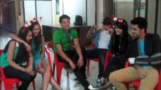 getlinkyoutube.com-Christmas Fun With Kaisi Yeh Yaarian Team!