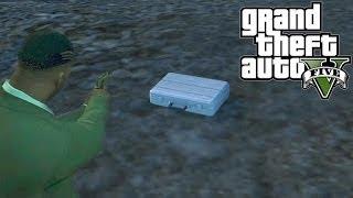 """getlinkyoutube.com-GTA 5: $25,000 Secret Briefcase Location! """"Deal Gone Wrong"""" Random Event Secret Money Package(GTA V)"""