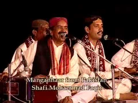 Shafi Faqir with Rhythm of Rajathan