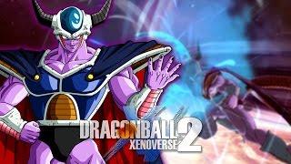 King Cold vs Future Trunks! | Dragon Ball Xenoverse 2 PC Mods