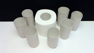 Toilet Paper Roll Crafts - 9 Cool Ideas