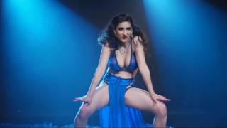getlinkyoutube.com-Burlesque by Sultana from Kitty Nights Toronto: Glamour