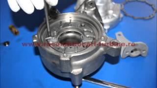 getlinkyoutube.com-How to rebuild / repair a turbocharger  step by step