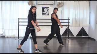 getlinkyoutube.com-LEARN HOW TO DANCE BOLLYWOOD -ROUTINE 1   RSUDC
