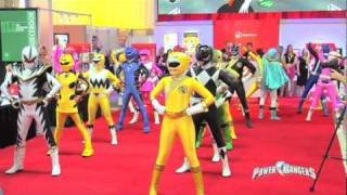 getlinkyoutube.com-Power Rangers | Power Rangers Swarm