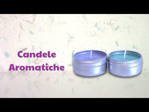 Come realizzare le candele alle erbe aromatiche in vasetti piccoli ...