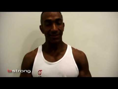 Why natural ? Interview and show with 3 times natural world champion Miles Stovall in Germany