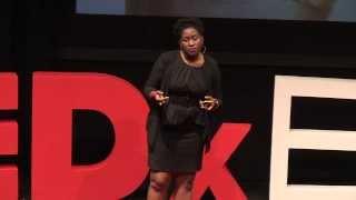 Reshaping an industry - Jacqueline Nwobu at TEDxEuston