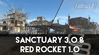 getlinkyoutube.com-Fallout 4 - Sanctuary 3.0 & Red Rocket 1.0 (Sanctuary & Red Rocket Showcase)
