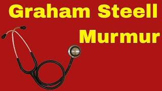 Graham Steell Murmur in Pulmonary Hypertension