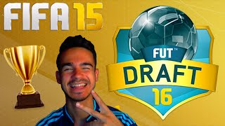 getlinkyoutube.com-FIFA 16 : FUT DRAFT TURNIER IN FIFA 15 #1 [FACECAM] - GEILES KONZEPT !!