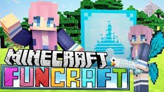Disney Wish Come True   Ep. 7   Minecraft FunCraft